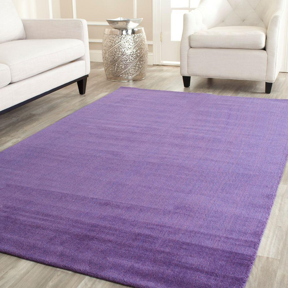 Purple Canvas Rug: Safavieh Himalaya Blue/Multi 6 Ft. X 9 Ft. Area Rug