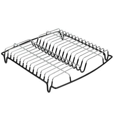 Contemporary In-Sink and Countertop Dish Drying Rack