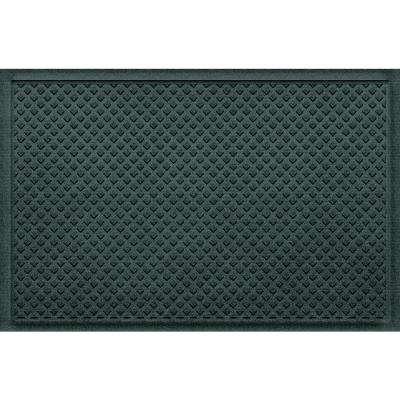 Gems Evergreen 24 In X 36 In Polypropylene Door Mat