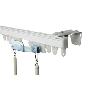 Rod Desyne 120 inch Commercial Wall/Ceiling Track Kit from Outdoor Light Sets