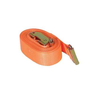 16 ft. Long Cam Cargo Strap with E-Clip