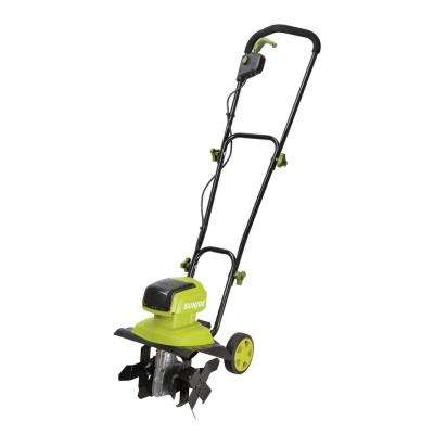 pleasurable home depot garden tillers. ION 12 In  40 Volt Cordless Electric Garden Tiller Cultivator Home Design Ideas and Pictures