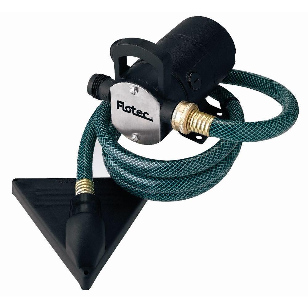 1/12 HP Liquid-Transfer Utility Pump