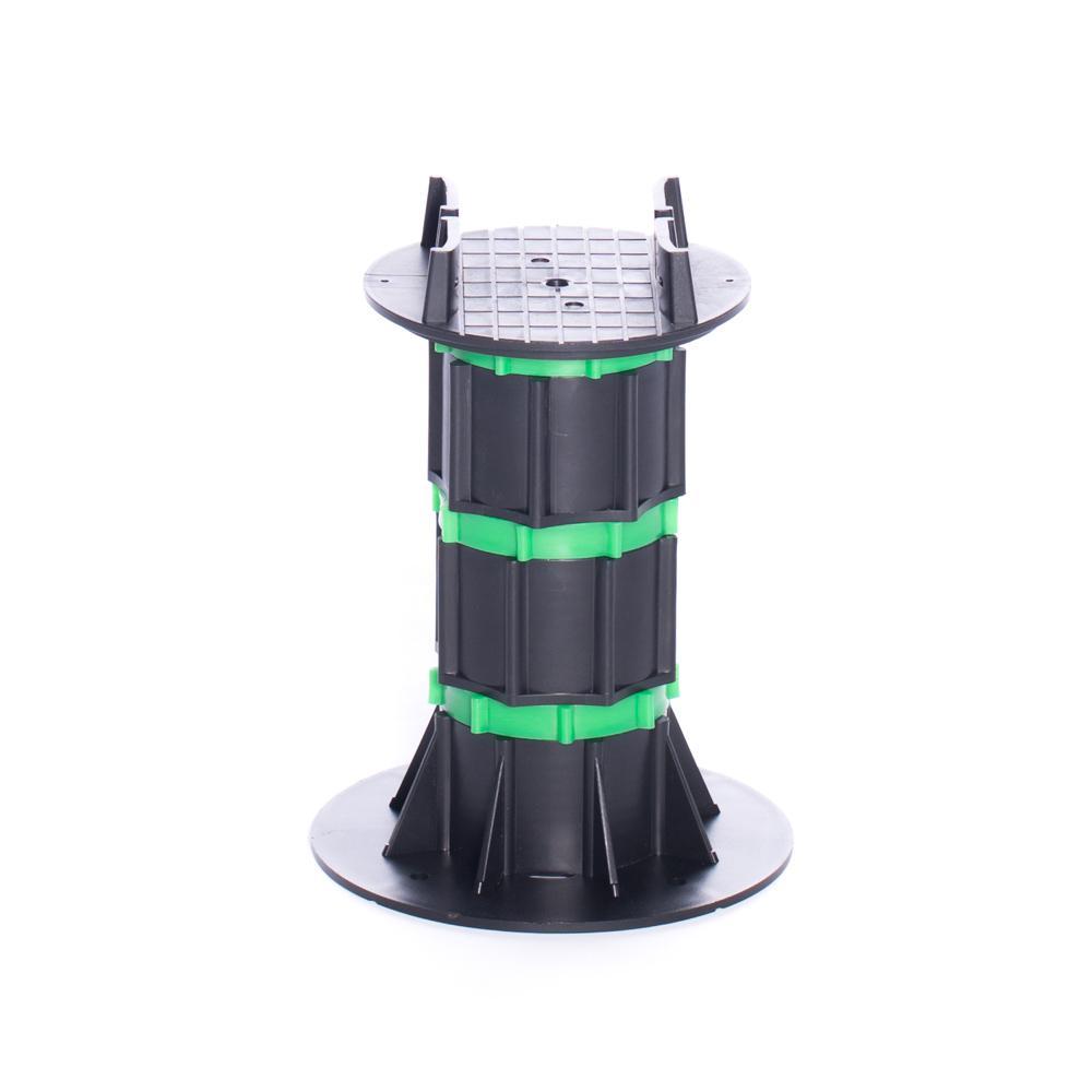 Master Pack DTG-S6 (205-115 mm) 3.15 in. -4.53 in. Plastic Adjustable Pedestal Support Lumber Joist (Pack of 32)