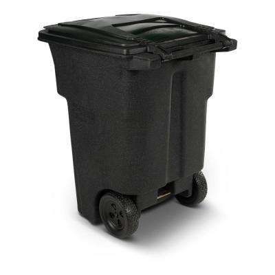 96 Gal Wheeled Blackstone Trash Can