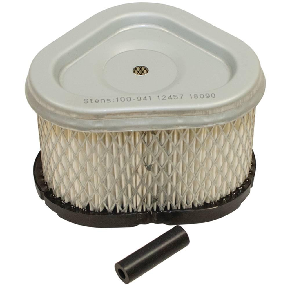 Stens New 100 941 Air Filter For John Deere 180 7h17 And 7h19 John Deere M151769 Width 3 1 2 In Length 7 3 8 In 100 941 The Home Depot