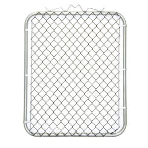 Yardgard Select 4 Ft X 4 Ft Metal Auto Close Chain Link Fence