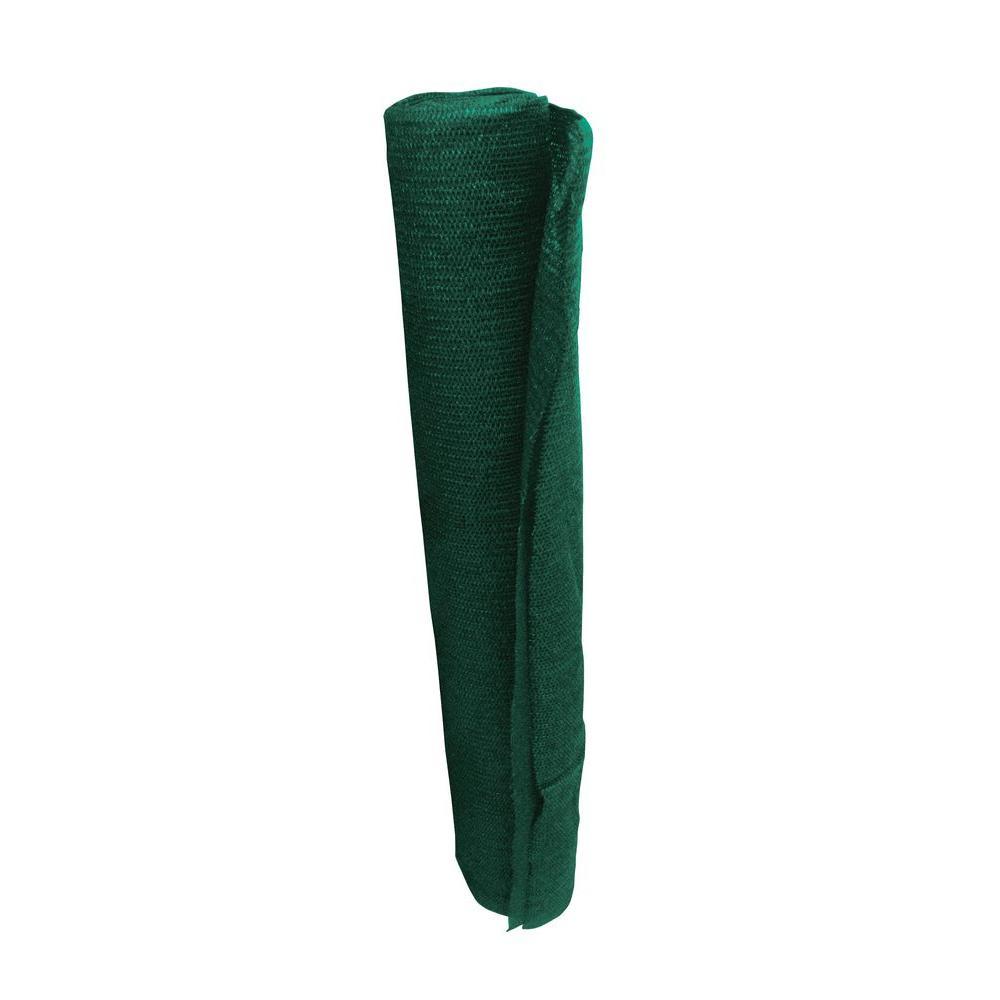 Shelterlogic 6 Ft X 15 Ft Evergreen Sun Screen Shade Cloth 25712