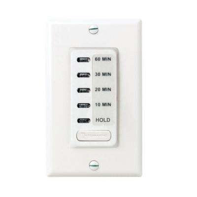 15-Amp In-Wall Digital Auto Shut-Off Timer