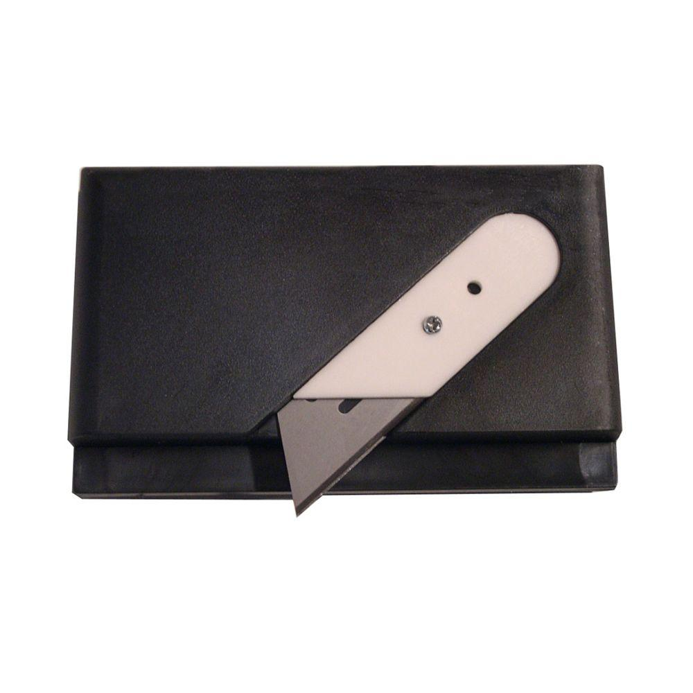 QEP Reveal Edge Cutter for Ceiling Tile Installation-DISCONTINUED