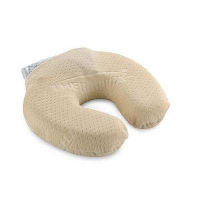 Memory Touch Round Memory Foam Neck Pillow
