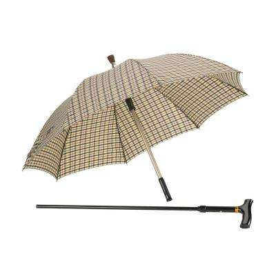 Umbrella Cane with T-Handle