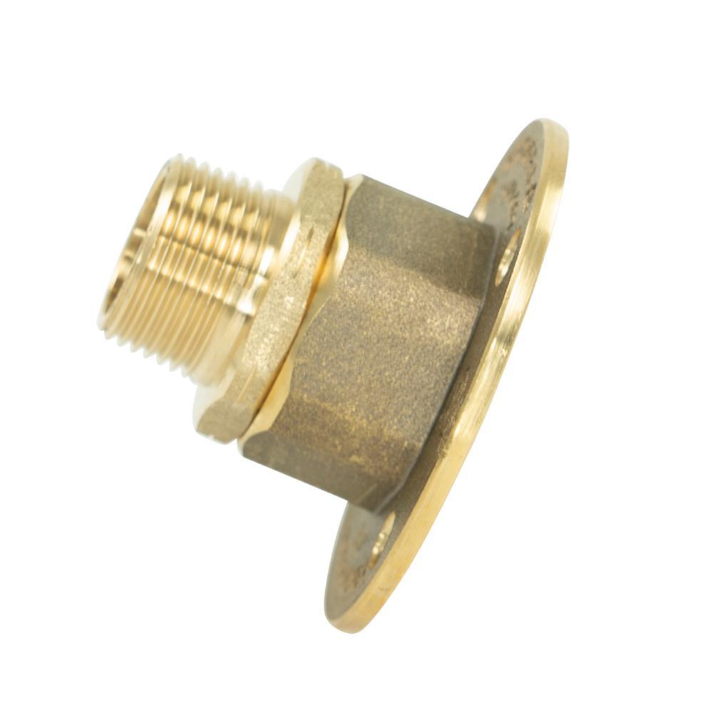 "Alpha Flex Home Flex 3//4/""  Brass Gas Fitting Plumbing Retainer Rings pack of 5"