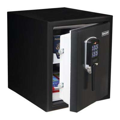 2605 Premium 8 Hour Waterproof 2 Hour UL Fire Security Safe, .9 Cu. Ft.