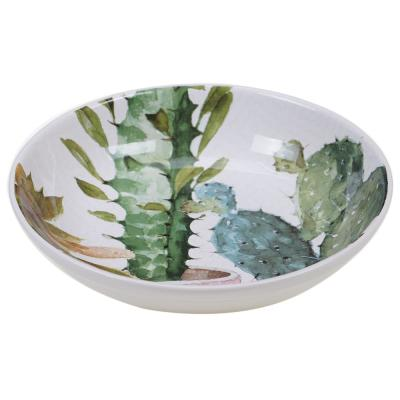 Cactus Verde 136 oz. Serving Bowl