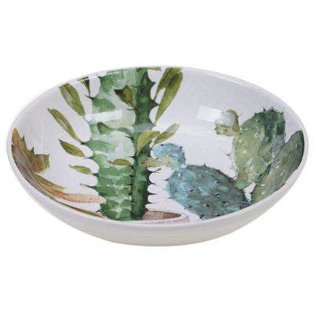 Cactus Verde 136 oz. Serving Bowl