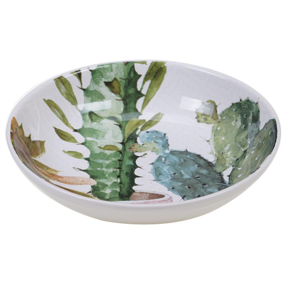 Certified International Cactus Verde 136 oz. Serving Bowl 22157