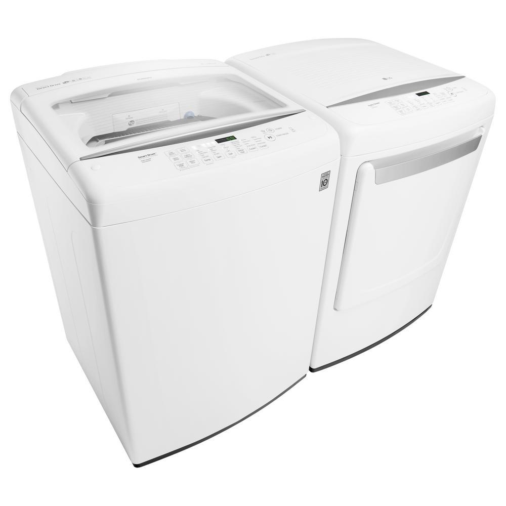 14 lg electronics 45 cu ft top load washer