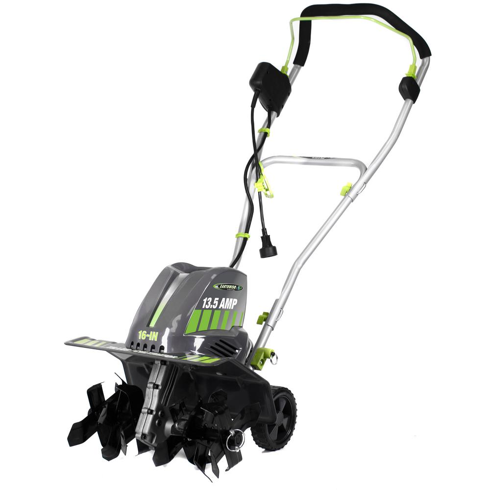 Earthwise 16 In 13 5 Amp Corded Electric Tiller Cultivator