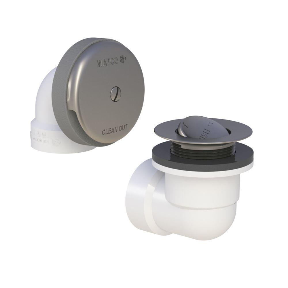 601 Series Sch. 40 PVC Bath Waste Half Kit - PresFlo