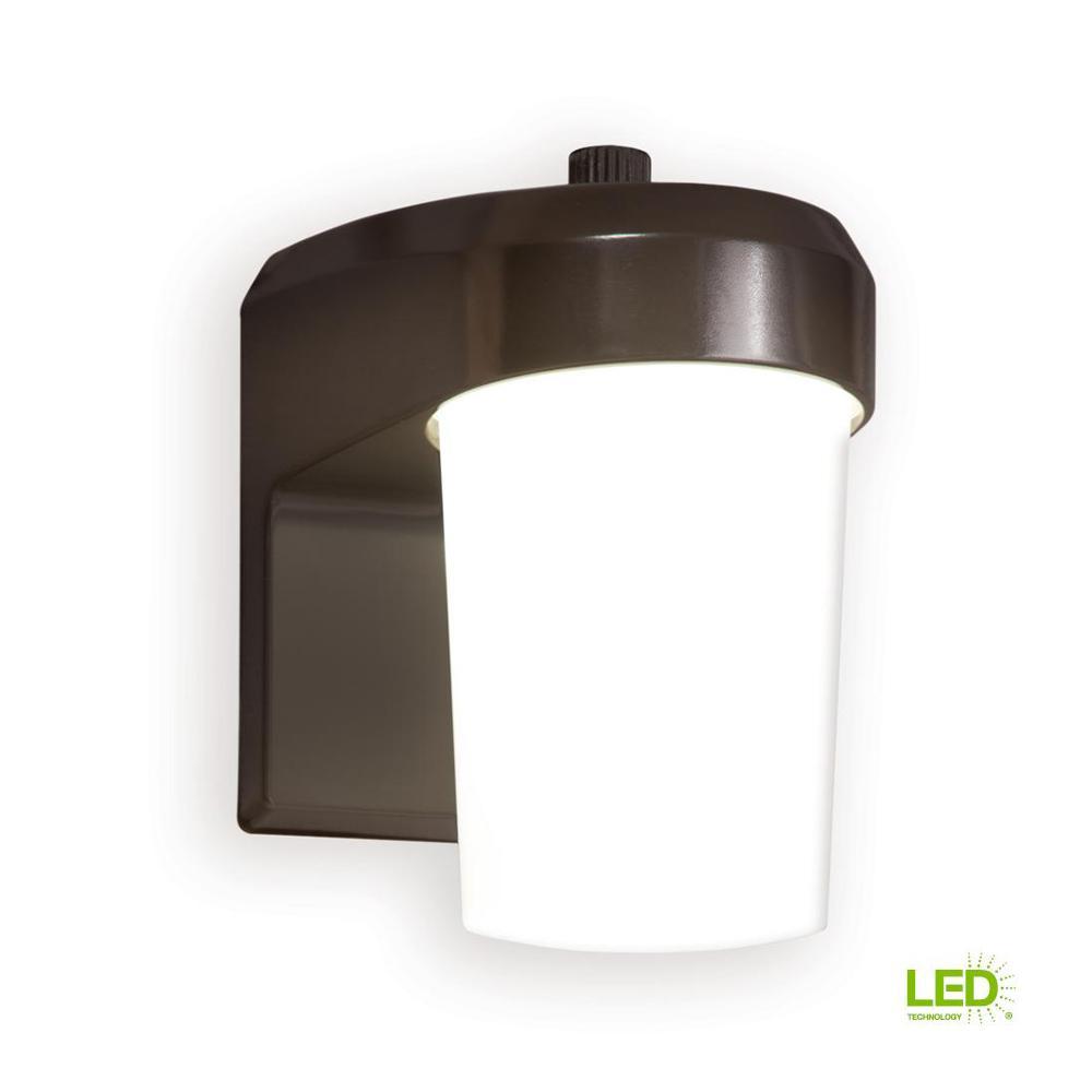 Dusk to Dawn - Halo - Outdoor Security Lighting - Outdoor Lighting ...