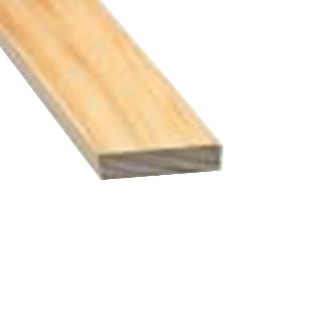 Claymark 1 in. x 2 in. x 8 ft. Select Pine Board
