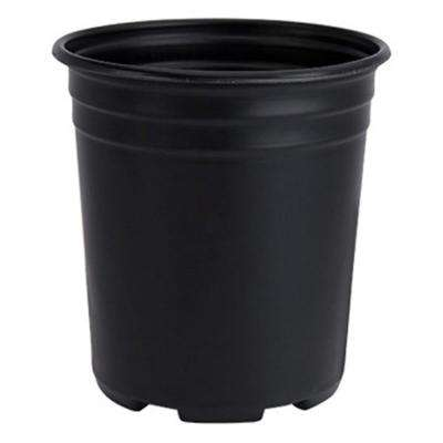 2 Gal. Black Thermoformed Nursery Pot