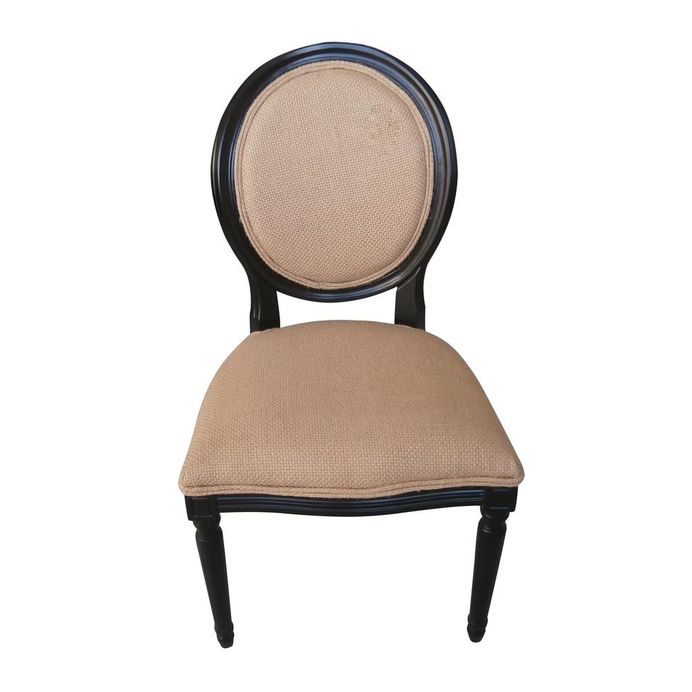 Admirable Adrien Beige And Espresso Rubberwood Chair Andrewgaddart Wooden Chair Designs For Living Room Andrewgaddartcom