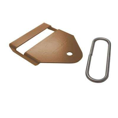 Brown End Termination Bracket
