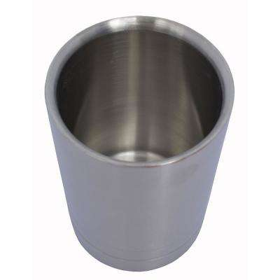 Stainless Steel Double Wall Stripe Wine Chiller
