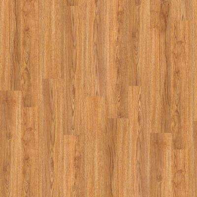 Take Home Sample - Wisteria Wheat Resilient Vinyl Plank Flooring - 5 in. x 7 in.