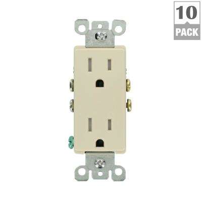 Almond - Electrical Outlets & Receptacles - Wiring Devices & Light ...