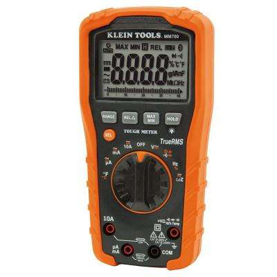 True RMS Auto-Ranging Digital Multimeter