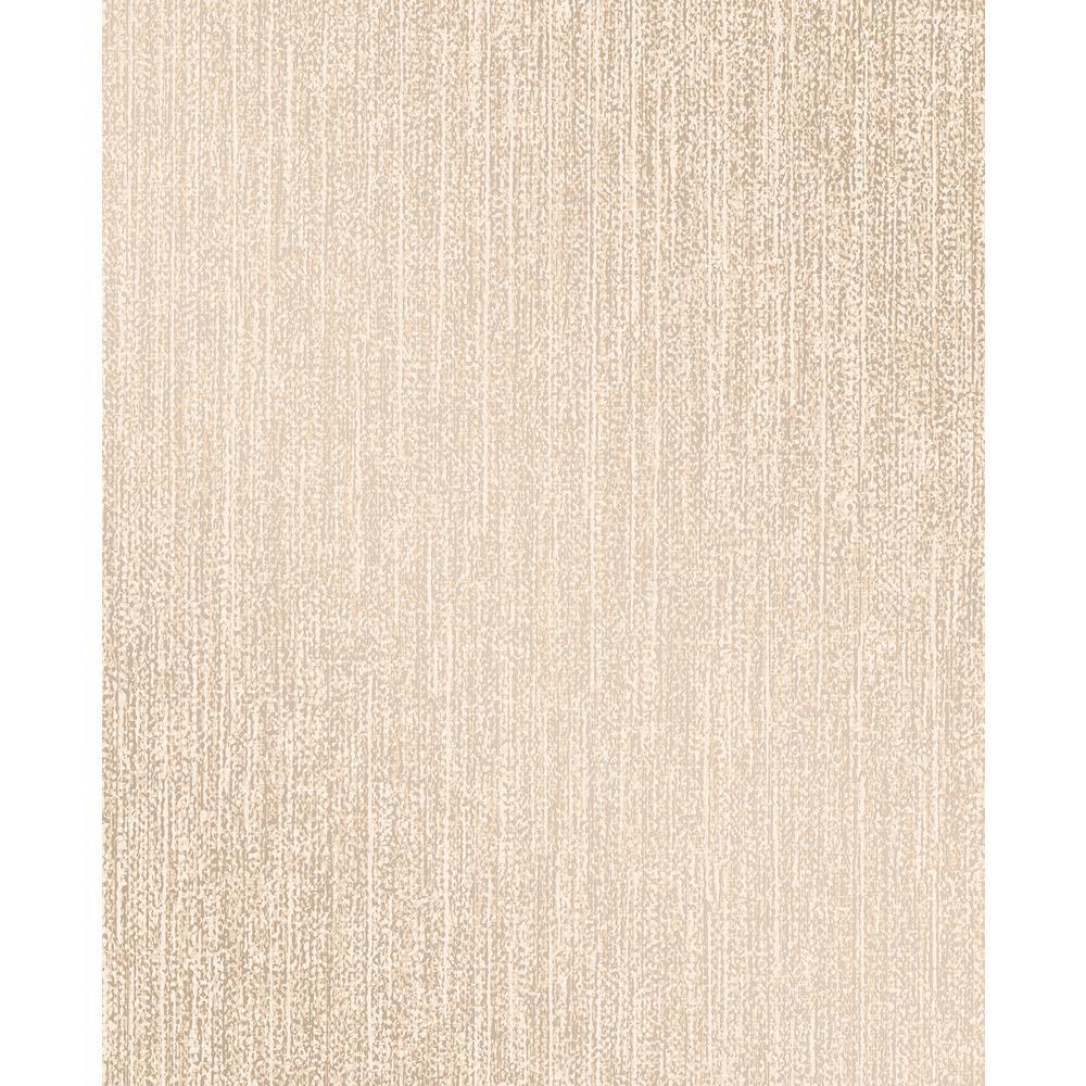 Decorline Lize Taupe Weave Texture Wallpaper