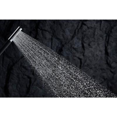 Shift 2-Spray 1 in. Single Wall Mount Handheld Shower Head in Polished Chrome