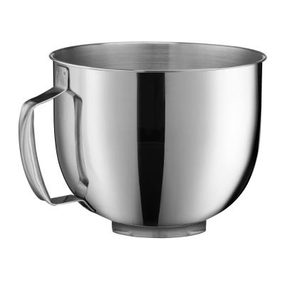 Stainless Steel Mixing bowl for 5.5 Qt. Stand Mixer