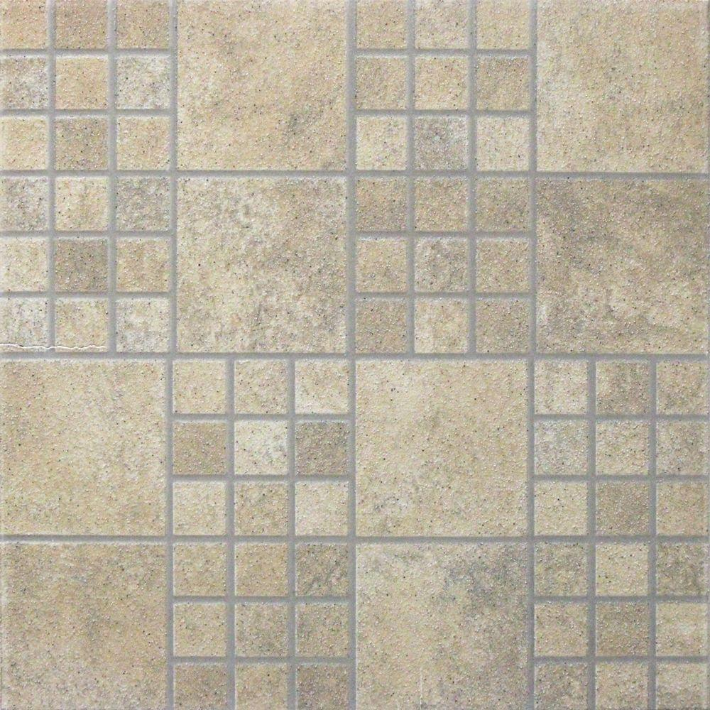 MSI Ibiza Stone 15 in. x 15 in. Glazed Ceramic Floor and Wall Tile (25.5 sq. ft. / case)