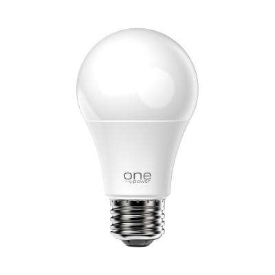 60-Watt Equivalent A19 Wi-Fi Enabled Smart LED Light Bulb Dimmable w/ 1600 Color Options 800 Lumens Color Changing (2Pk)
