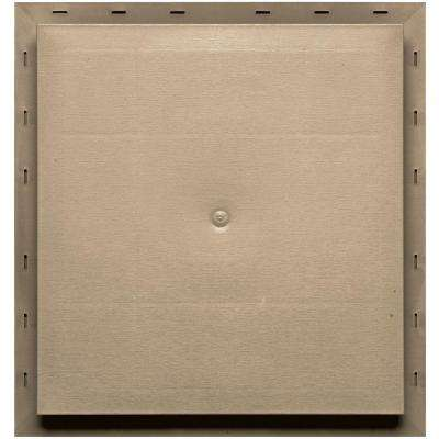 15.5 in. x 16.5 in. #069 Tan Meter Mounting Block