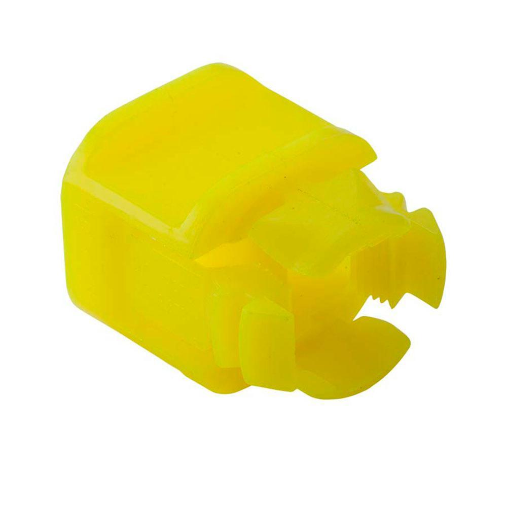 Halex 3/8 in. Non-Metallic Duplex Hit Lock Cable Connectors (25-Pack ...
