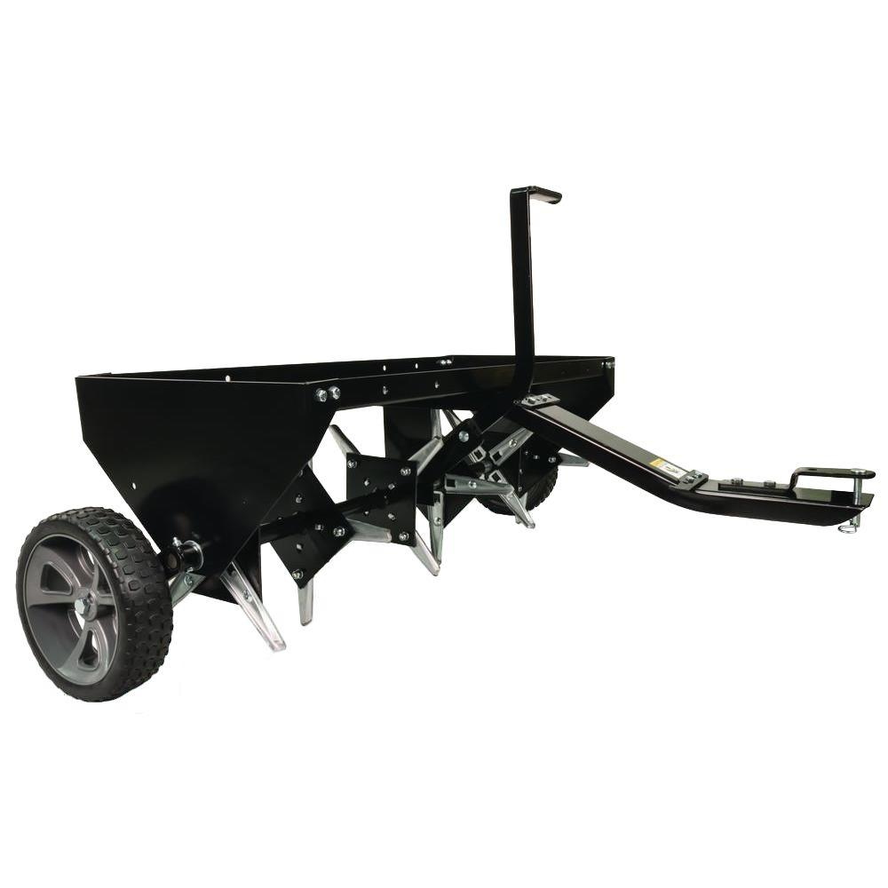 Agri Fab 40 In Plug Aerator 45 0518 The Home Depot
