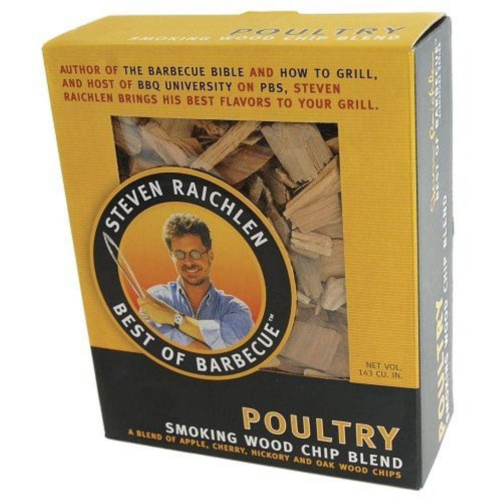 Steven Raichlen Smoking Wood Chips For Poultry Sr8044 The Home Depot