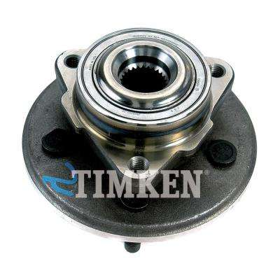 Front Wheel Bearing and Hub Assembly fits 2002-2005 Mercury Mountaineer
