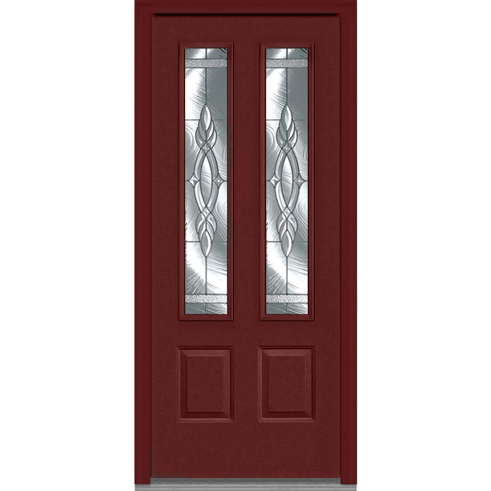 Glass Doors Product : Mmi door in brentwood right hand decorative
