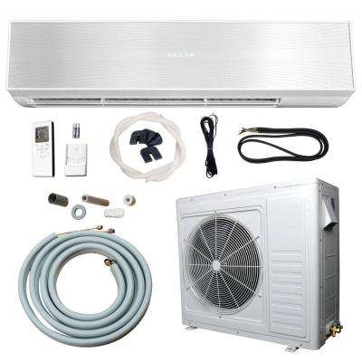 Elite 24,000 BTU (2 Ton) Ductless Mini Split Air Conditioner - 220V/60 Hz