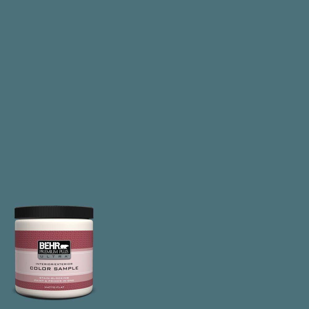 8 oz. #S450-6 Tornado Season Interior/Exterior Paint Sample