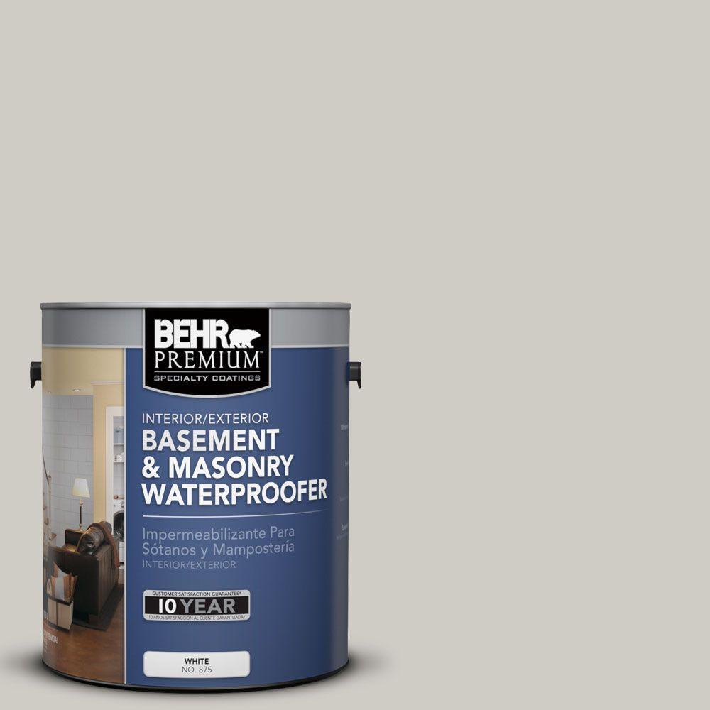 BEHR Premium 1 gal. #BW-27 Silt Basement and Masonry Waterproofer