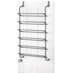 Shoe Rack Collection 2263 In X 418 18 Pair Metal Over The