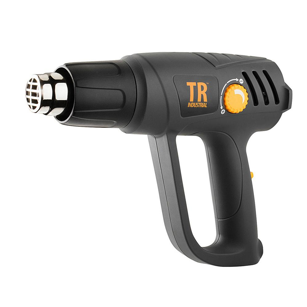TR Industrial 1500-Watt Heat Gun Kit
