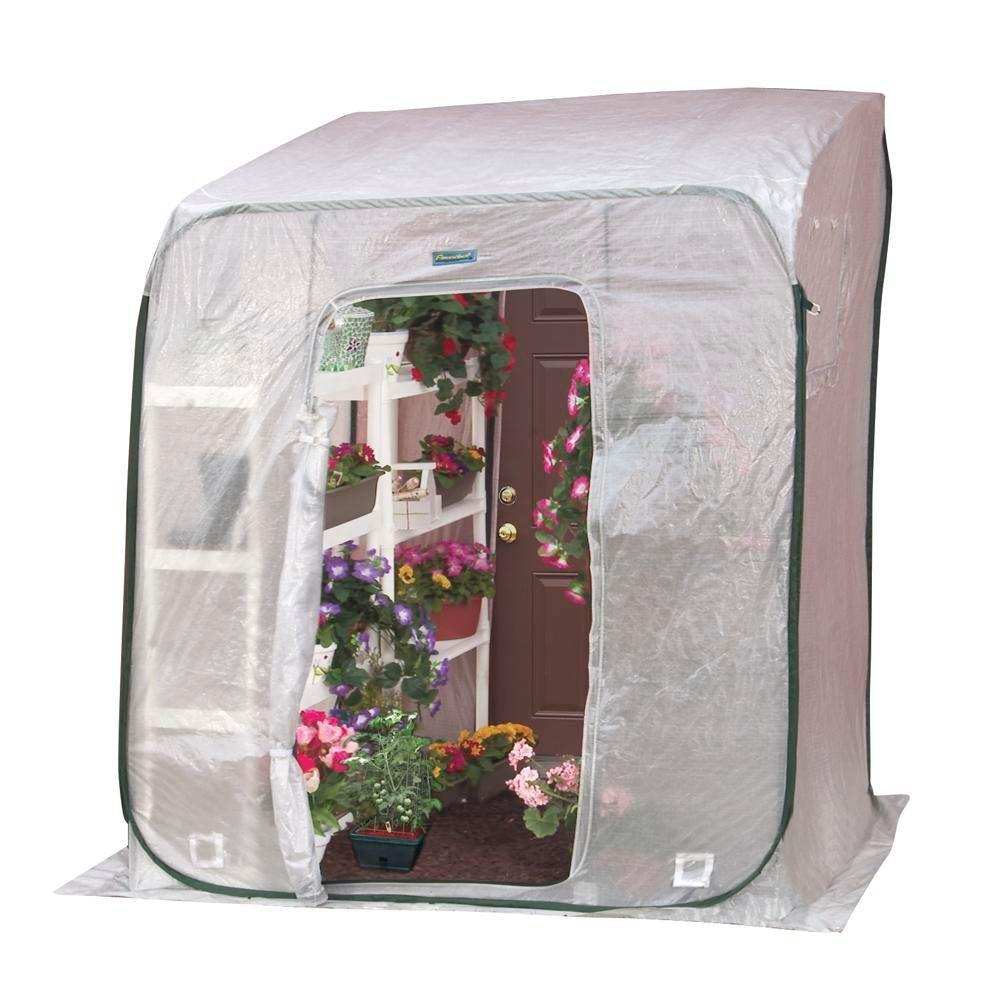 HotHouse 7 ft. x 7 ft. Pop-Up Greenhouse